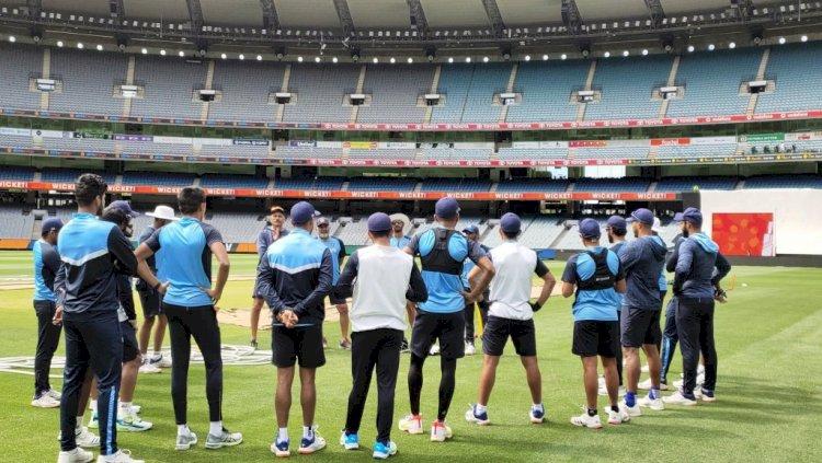 தோல்விக்கு முற்றுப்புள்ளி வைக்க கடும் பயிற்சியை ஆரம்பித்த இந்திய வீரர்கள்!